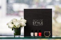 Complete Rachel Zoe Box of Style  Spoilers!