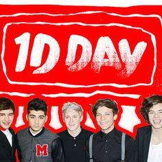 Happy 1D day!!