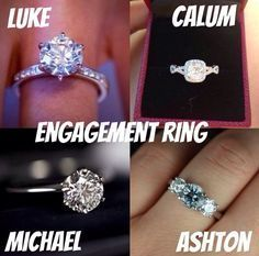 Read 5SOS Preferences - 55 How he proposes to you - Wattpad