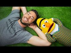 Zachary Levi and the Sesame Street gang show you how much fun it can be to take a break from your digital life and enjoy the outdoors in this adorable video! (via Mashable)