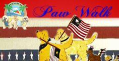Pup Scouts Paw Walk #pupscouts  shop,pupscoutsusa.com