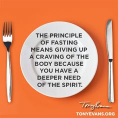 Through fasting and prayer we humble ourselves before God so the Holy Spirit will stir our souls, awaken our churches, and heal our land according to 2 Chronicles 7:14. Make this a priority in your fasting.