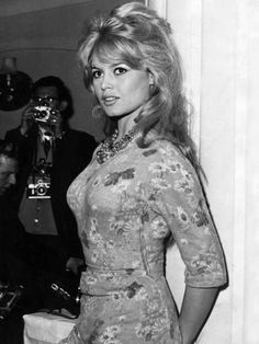 Brigitte Bardot - lovely
