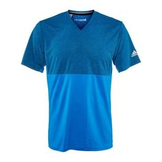 Adidas Clima Chill Tee Blue