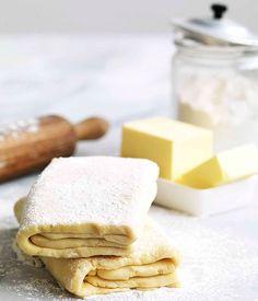 Rough puff pastry recipe - a speedy tutorial