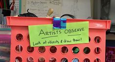 Teach Your Students to Observe Like Artists in Just 5 Steps