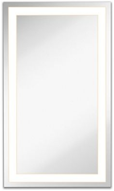 Lighted LED Frameless Backlit Wall Mirror | Polished Edge... https://www.amazon.com/dp/B01FWPVVF0/ref=cm_sw_r_pi_dp_x_jEvdyb4WQD5V0