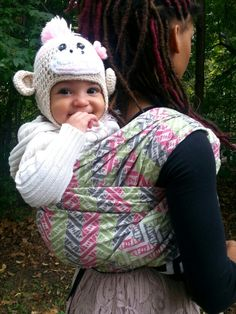 e28086f6db7 Baby Carrier Wrap Olympos Thistle