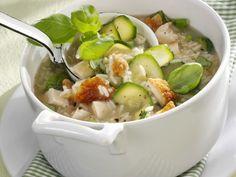 Hähnchen-Reis-Eintopf mit Zucchini - smarter - Kalorien: 405 Kcal - Zeit: 20 Min. | eatsmarter.de