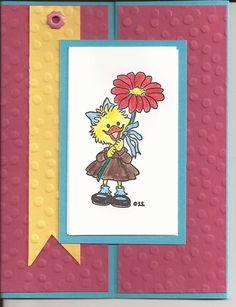 Susies Zoo Gate Fold Card