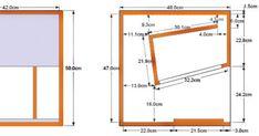 Skema Box Speaker Sub Model Cubo 12 Inch 12 Inch Speaker Box, Speaker Plans, Car Audio, Floor Plans, How To Plan, Dan, Car Detailing, Model, Box Design