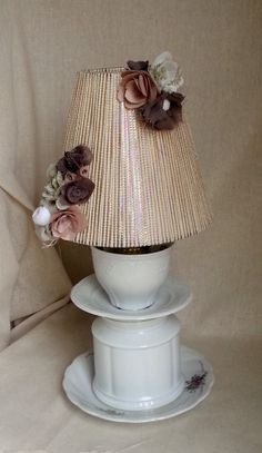 Sweet Pea Lamp by TrouveCreations1 on Etsy, $22.99