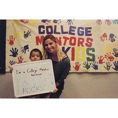 Whiteboard says it all #pablorox #collegementorsforkids @cmfk_osu by gailrox