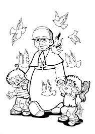 papa francisco dibujo - Buscar con Google