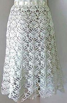 Crochet Baby Poncho, Crochet Skirt Pattern, Crochet Baby Hat Patterns, Crochet Skirts, Crochet Cardigan, Crochet Clothes, Thread Crochet, Crochet Lace, African Fashion Skirts