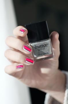 Butter London and Peggy Sage