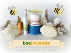 All natural skin care from local bee keepers. Beejuvenate is amazing! I LOVE THIS STUFF! Come see why!