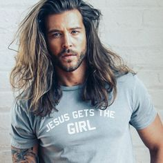 "Jack Greystone ✖️ on Instagram: ""What about the loaves and the fishes? Get your @jesusgetsthegirl shirts using discount code JGTG50 and have it shipped to you right from #jesusgetsthegirl #JGTG #uk By @glennmackayphotography + @alexandredeslauriers"""