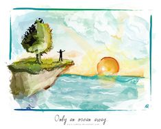 Only an ocean away.. by *NaBHaN on deviantART