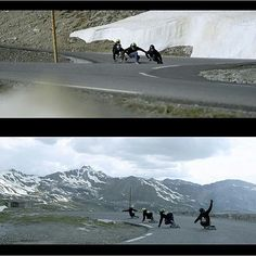 From @rootlongboards Folded Mountains is finally out!! Check www.sabretrucks.com/folded-mountains for sick footage of Sabre teamrider @yannick_gldw and his root buddies @schdieser @pan_diemer @adrianwersching ripping through the Alps! #sabretrucks #rootlongboards #forgedprecision #frenchalps French Alps, Sick, Trucks, Mountains, Instagram Posts, Travel, Viajes, Truck, Bergen