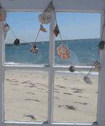 Seashell Garland multi shell