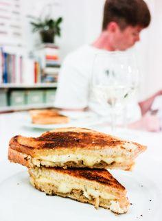 Har du lyst på luksustoast? Gå for et fransk ostesmørbrød.
