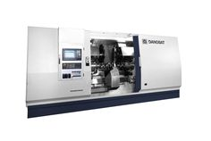 DANOBAT horizontal lathes are especially designed for the Automotive Industry .