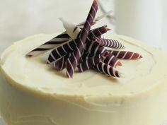 White chocolate mud cake, chocolate recipe, brought to you by Australian Women's Weekly
