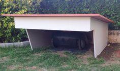 Automower garaje - Automower house