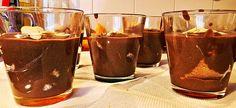 Csokis pohárkrém recept Moscow Mule Mugs, Tableware, Dinnerware, Tablewares, Place Settings