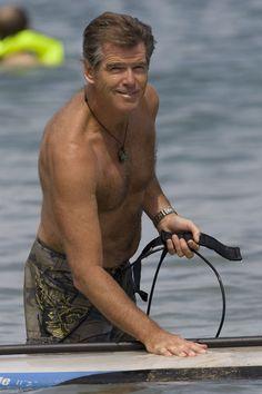 Pierce Brosnan - Love him!