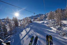 Ski season opening in Slovenia