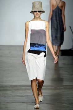 Rachel Comey      I especially like how in the retail version they added a cap sleeve.