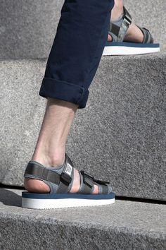 Norse x suicoke sandals