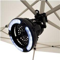 Combo LED Fan and Light