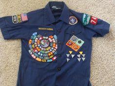 Patch placements for your uniform – cub scout pack 575.