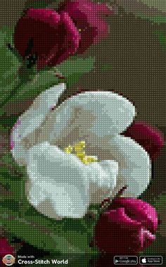 Diy And Crafts, Cross Stitch, Tapestry, Crochet, Log Projects, Embroidery, Hanging Tapestry, Crossstitch, Punto Croce