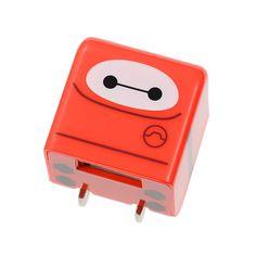【公式】ディズニーストア USB充電アダプタ ベイマックス2.0:  ディズニーグッズ・ギフトの公式通販サイトDisneystore