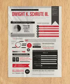 Infographic #Resume