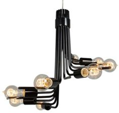 Socket-To-Me Chandelier by Varaluz at Lumens.com