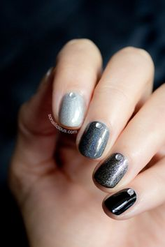 Here's a curated list of 11 fall nail art tutorials with the hottest nail color shades for fall!