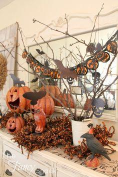halloween vingettes | Halloween Vignettes