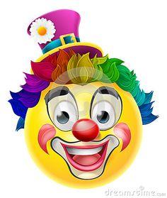 Clown Emoji Emoticon