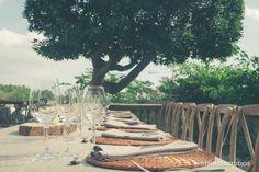 Decoración de boda rústica y vintage en mallorca #captandodetalles  www.19mediastudios.com