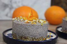 Mohnkuchen von Nordisch Roh   Vegan Feeling - Mit der Rohkost zum Glück