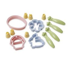 We use Easter Stamp & Style Cookie Cutters on Williams-Sonoma.com every year