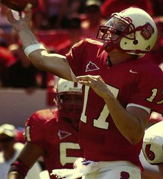 NC State's Philip Rivers, who was declared ACC Player of the Year (2003)