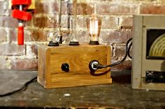 Picture of Vintage Dim Bulb Tester