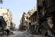 Syria - Eastern Gouta - Douma