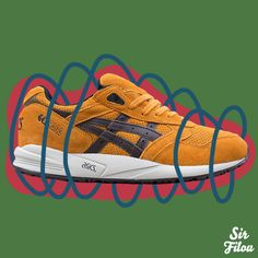 Asics | Gel Saga Curry | www.asics.com